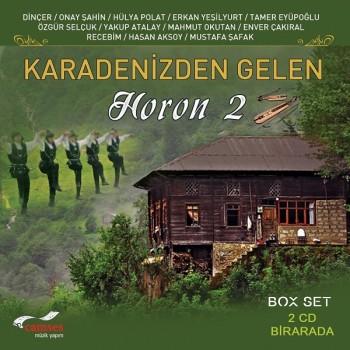 Çeşitli Sanatçılar - Karadenizden Gelen Horon 2 (2018) Full Albüm İndir