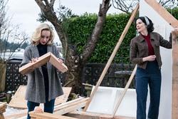 Laura Mennell -            Project Blue Book Season 1 2019 (Stills).