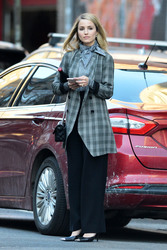 Dianna Agron - Out in NYC 3/27/18