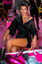 Georgia Fowler - 2018 Victoria's Secret Fashion Show in NYC 11/8/2018 5293c21026185974
