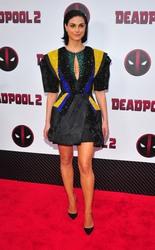 Morena Baccarin - 'Deadpool 2' film premiere, New York, 5/14/ 2018