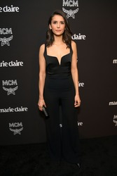 Nina Dobrev - Marie Claire Change Makers Celebration in West Hollywood 3/12/19