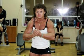 Russian Powerlifter seeking sponsorship Yulia Medvedeva