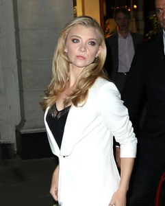 Natalie Dormer -        Tramp 50th Anniversary Summer Party London May 24th 2019.