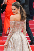 Alessandra Ambrosio - 'The Wild Pear Tree (Ahlat Agaci)' Premiere during 71st Cannes Film Festival 5/18/18