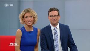 Annika zdf morgenmagazin zimmermann nackt moderatorin Annika Zimmermann
