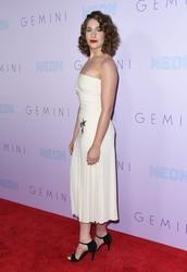 "Lola Kirke -           ""Gemini"" Premiere Los Angeles March 15th 2018."