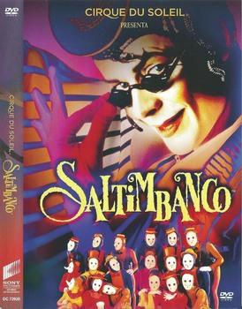 Cirque du Soleil - Saltimbanco (1997) DVD5 COPIA 1:1 ENG