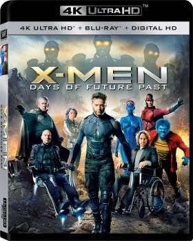 X-Men - Giorni di un futuro passato (2014) Full Blu-Ray 4K 2160p UHD HDR 10Bits HEVC ITA DTS 5.1 ENG DTS-HD MA 7.1 MULTI