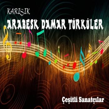 Çeşitli Sanatçılar - Karışık Arabesk Damar Türküler (2019) Full Albüm İndir