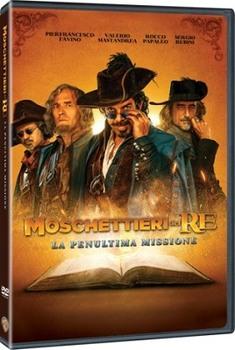 Moschettieri del re - La penultima missione (2018) DVD9 COPIA 1:1 ITA