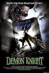 魔鬼骑士 Demon Knight_海报