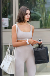 Olivia Culpo - Out in West Hollywood 3/10/19