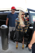 Jessica Simpson - At LAX Airport 7/30/18