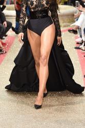 Danielle Herrington - Philipp Plein Fashion Show in Cannes 5/16/18