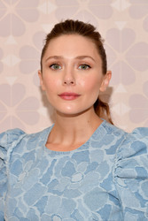 Elizabeth Olsen - Kate Spade Fashion Show in NYC 9/7/18
