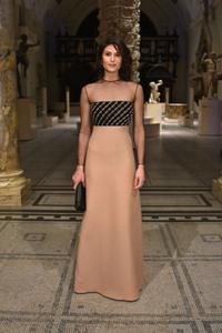 Gemma Arterton - Christian Dior: Designer of Dreams exhibition in London 1/29/19