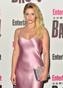 Lili Reinhart - Entertainment Weekly Hosts Its Annual Comic-Con Party 7/21/18