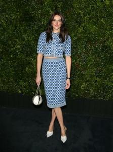 Shailene Woodley - Charles Finch & CHANEL Pre-Oscar Awards Dinner in LA 2/23/19
