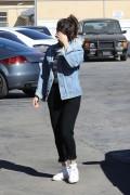 Selena Gomez - Leaving Ihop in LA 2/7/18