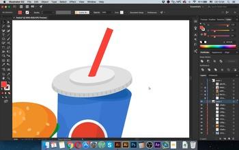 Курс по рисованию векторных иллюстраций (2018) Видеокурс