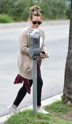 Hilary Duff - Out in LA 4/7/18