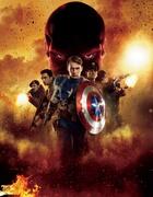 Капитан Америка / Первый мститель / Captain America: The First Avenger (Крис Эванс, Хейли Этвелл, Томми Ли Джонс, 2011) 88da25968842754