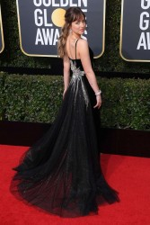 Dakota Johnson - 75th Annual Golden Globe Awards in Beverly Hills 1/7/18