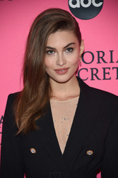 Grace Elizabeth - 2018 Victoria's Secret Viewing Party in NYC 12/2/2018 1f9f1f1050710394