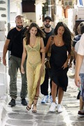 Emily Ratajkowski -                                  Mykonos Greece June 29th 2018.