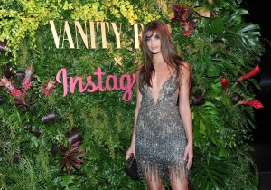 Taylor Hill -                Vanity Fair x Instagram Celebrate the New Class of Entertainers West Hollywood January 6th 2018.