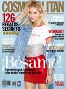 Chiara Ferragni -           Cosmopolitan Magazine (Mexico) December 2017.