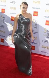Francia Raisa - 50th NAACAP Image Awards in Hollywood 3/30/19