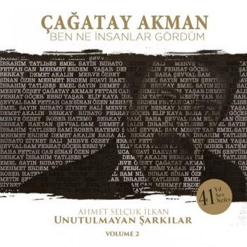 Çağatay Akman - Ben Ne İnsanlar Gördüm (2018) Single Albüm İndir