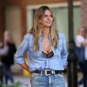 Heidi Klum -                                New York City June 26th 2018.