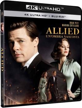 Allied - Un'ombra nascosta (2016) Full Blu-Ray 4K 2160p UHD HDR 10Bits HEVC ITA DD 5.1 ENG DTS-HD MA 5.1 MULTI