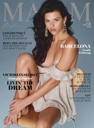 Georgia Fowler -           Maxim Magazine March 2019.