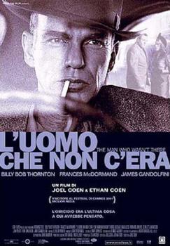 L'uomo che non c'era (2001) DVD9 Copia 1:1 ITA-ENG
