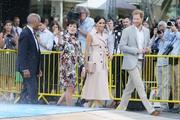 Meghan Markle Visits Nelson Mandela Centenary Launch in London 07/17/201807120c922181054