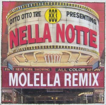 883 - Nella Notte (Molella Remix) (1993) .mp3 -320 Kbps