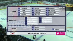 DEL 2018-10-07 Iserlohn Roosters vs. Augsburger Panther - German 2fbbd1995258874