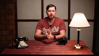 Начни с нуля. Первый понятный курс для фотографа (2018) Видеокурс