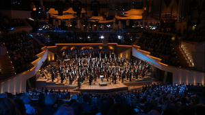 Silvesterkonzert / New Year's Eve Concert 2017 – Joyce DiDonato, Berliner Philharmoniker, Sir Simon Rattle (2018) Blu-ray 1080i AVC DTS-HD 5.0