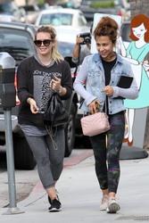 Hilary Duff - Out in LA 5/26/18