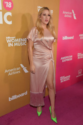 Ellie Goulding - Billboard's 13th Annual Women In Music Event in NYC 12/6/18