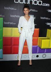 Zendaya Coleman - Boohoo Block Party in LA 3/21/18