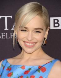 Emilia Clarke - The BAFTA Los Angeles Tea Party 1/6/18