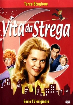 Vita da strega - Stagione 3 (1966) 4 X DVD9 ITA-ENG-SPA