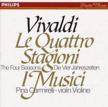 Antonio Vivaldi - Le Quattro Stagioni (The Four Seasons) (1982) .mp3 -320 Kbps