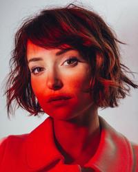 Milana Vayntrub - Nick Rasmussen Photoshoot 2018